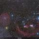 Orion - the Hunter Constellation,                                Gabriel R. Santos...