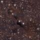 Elephant Trunk Nebula- High Integration Time,                                Pianoplayer55