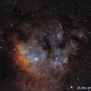 NGC 7822,                                Murtsi