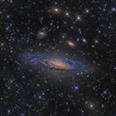 NGC 7331 and Beyond,                                Lluis Romero Ventura