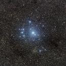 Southern Pleiades (IC 2602) RGB:  Astronomy Magazine Best Southern Target 2 of 10,                                jerryyyyy