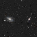 M81 / 82 duo,                                OrionRider