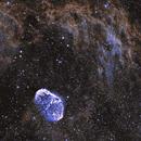 Crescent Nebula,                                Jim Matzger