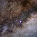 Galaxy Center with Its Companions,                                Radek Kaczorek