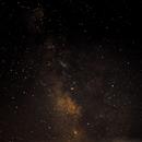 Milky Way of 2017 Reprocessed,                                Van H. McComas