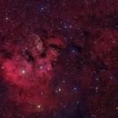 NGC7822 in LRGB,                                DeepSkyView