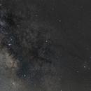 Widefield view of Milky Way,                                Jamie Smith