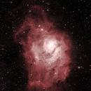 M8  Nebulosa Lagoon 18-07-2020,                                Wagner