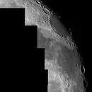 2016.03.26 Moon Terminator mosaic,                                Vladimir