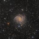 NGC 6946, the Fireworks Galaxy,                                Markus Blauensteiner
