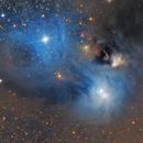 NGC 6726 - The Bass Nebula,                                Casey Good