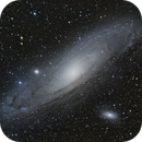 M31 LRGB,                                Steve Ibbotson