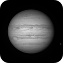 Jupiter with GRS & Callisto in Infrared,                                Chappel Astro