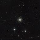 NGC 6229 in Hercules,                                Pat Rodgers