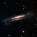 NGC 3628,                                francopanetta