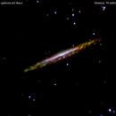 ngc5906  galassia nel drago,                                Carlo Colombo