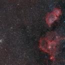 heart and soul nebula,                                Giuliano Calderaro