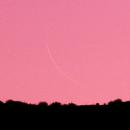 Tiny crescent moon,                                Amir H. Abolfath