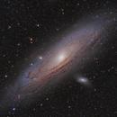 M31 - Andromeda Galaxy,                                StuartJPP