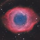 NGC 7293 • Helix nebula,                                Mikael De Ketelaere