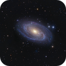 M81, M82 two panel mosaic,                                Christoph Lichtblau