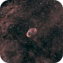 NGC6888 - Nébuleuse du Croissant,                                jpettit