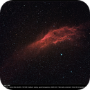 The California Nebula,                                Dominique Callant