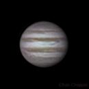 Jupiter November 10, 2014,                                Chappel Astro