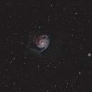 M101 LRGB,                                cfpendock