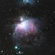 M42 Nebulosa d'Orione,                                  lucionegrini