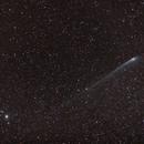 Cometa Panstarrs y Polaris,                                J_Pelaez_aab