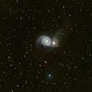 M51 Widefield,                                David Frost