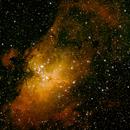 Eagle Nebula M16,                                Wissam Ayoub