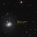 M77 and NGC 1055 with M77's Supernova SN at2018ivc on 2018-11-29,                                Jonathan W MacCollum