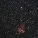 Nebulosa Mago - Ngc 7380,                                Gabriele Venturi