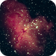 """M16 and """"The Pillars of Creation"""",                                Trevor McDougall"""