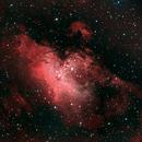 M16 (The Eagle Nebula),                                Antonin Lerch