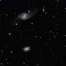 NGC3718,                                Frédéric Girard