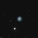 NGC 2392 - Eskimo Nebula,                                Łukasz Sujka
