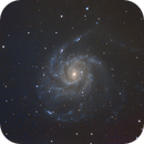 Pinwheel Galaxy (M101),                                Jose Carballada