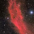 Cailfornia Nebula,                                Astrowood
