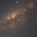 Milky Way Galactic Core,                                coolhandjo