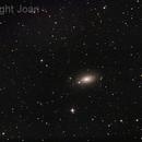 Galaxia del Girasol (M 63),                                Joanot