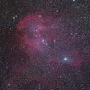 IC2944  -  Running Chicken,                                Astro-Wene