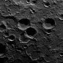 Cratère Geber & Monts Altaï, Lune du 20/03/2021,                                Georges