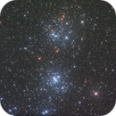 The Dual Cluster NGC884 and NGC869,                                pmneo