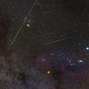 Geminid meteor shower from the kottameya Obervatory/Egypt,                                Mohamed Usama Ismail