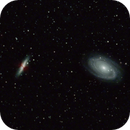 M81 / M82 / Bode's / Cigar,                                Jeffrey Horne