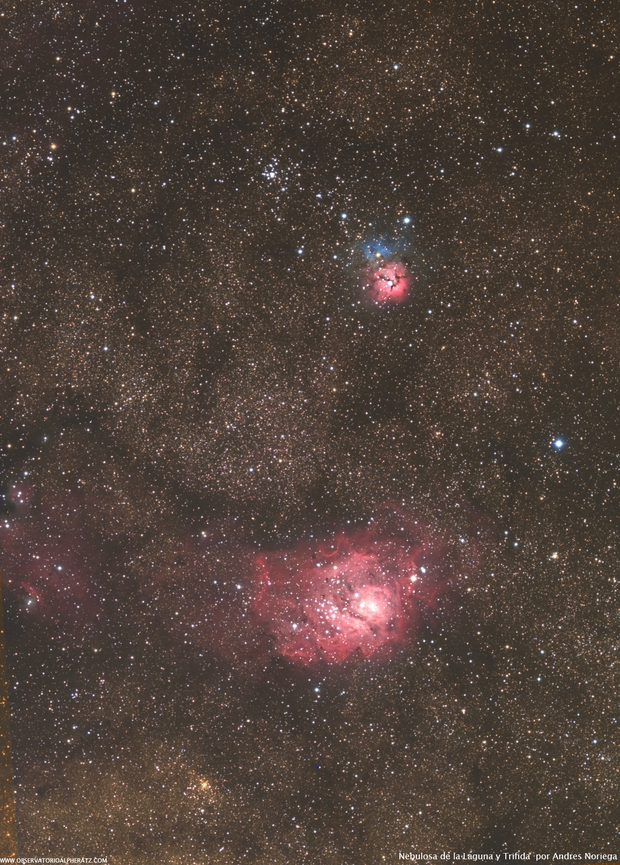 M8 and M20,                                Andres Noriega