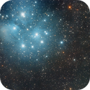 M45 - Pleiades,                                Eddi